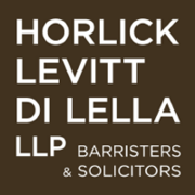 Horlick Levitt Di Lella LLP - trusted full service Toronto law firm