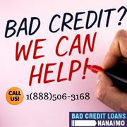 Call us and solve your bad credit problems within 1 hour.