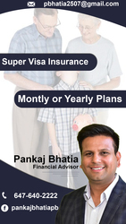 Cheap Super Visa Insurance